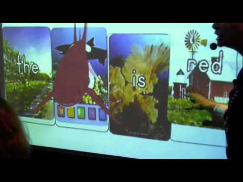 Letters alive: Augmented Reality 3D Reading Program