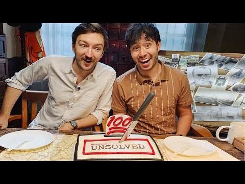 The unlisted 100th episode cake celebration.