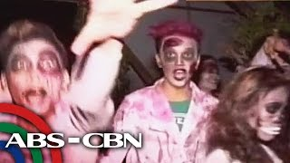 Zombie theme park opens in Pampanga