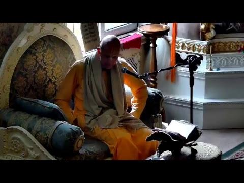 Шримад Бхагаватам 4.25.20-21 - Апараджита прабху