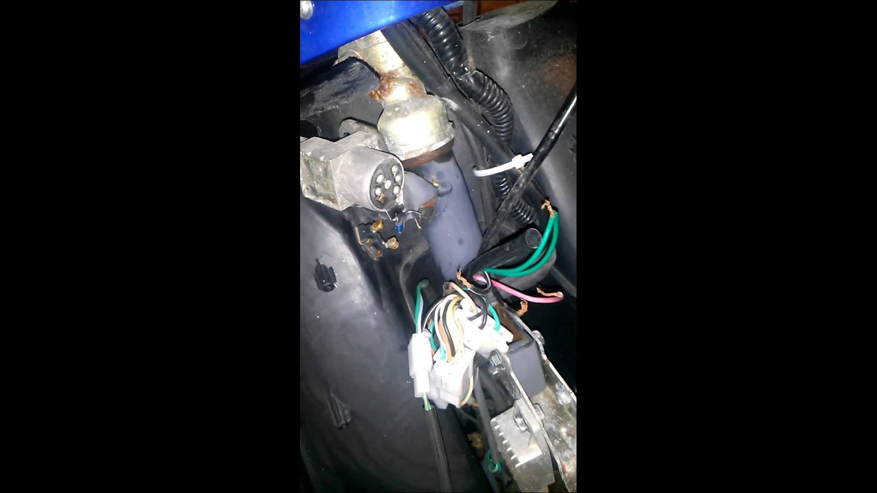 Help mopedscooter wiring and ignition problem youtube mopedscooter wiring and ignition problem swarovskicordoba Images