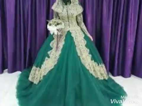 Dubai Wedding Dress Collection 2017