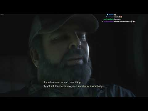 RE2 All Enemies Are Mr.X Mod