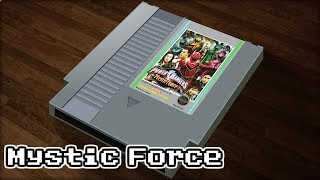 Power Rangers Mystic Force「Power Rangers Mystic Force Theme」8bit