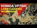 Honda Vf750 Magna Carb Clean