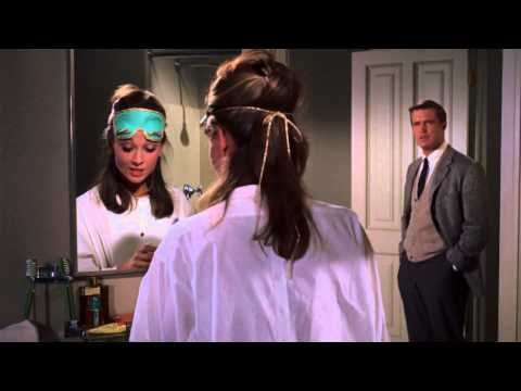 Breakfast at Tiffany's - Holly meets Paul (1) - Audrey Hepburn
