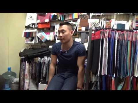 Трикотаж джерси от интернет магазина Текстилия - YouTube