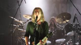 New Model Army Eyes get used to the darkness Rennes 2017