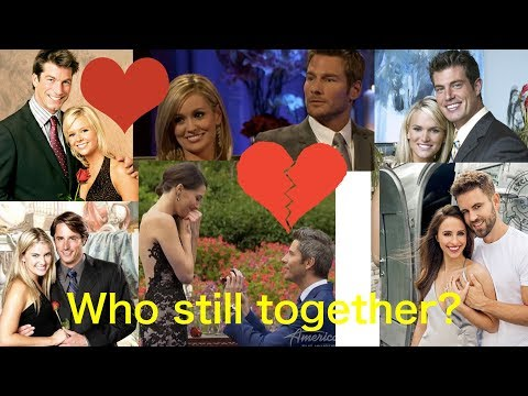 Bachelor couples whos still together? Lets see All seasons Bachelor couples | #Bachelor