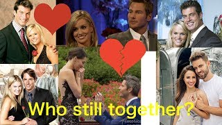 Bachelor couples who