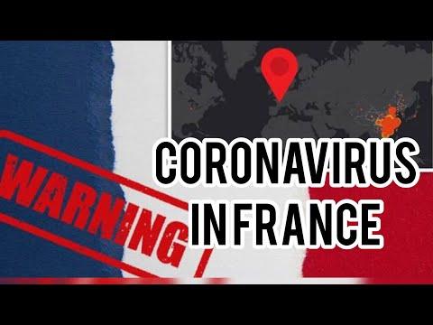 Coronavirus Strike In Europe   Coronavirus In France   Coronavirus Outbreak