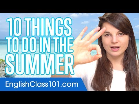 Learn the Top 10 Things to Do in the Summer in the US