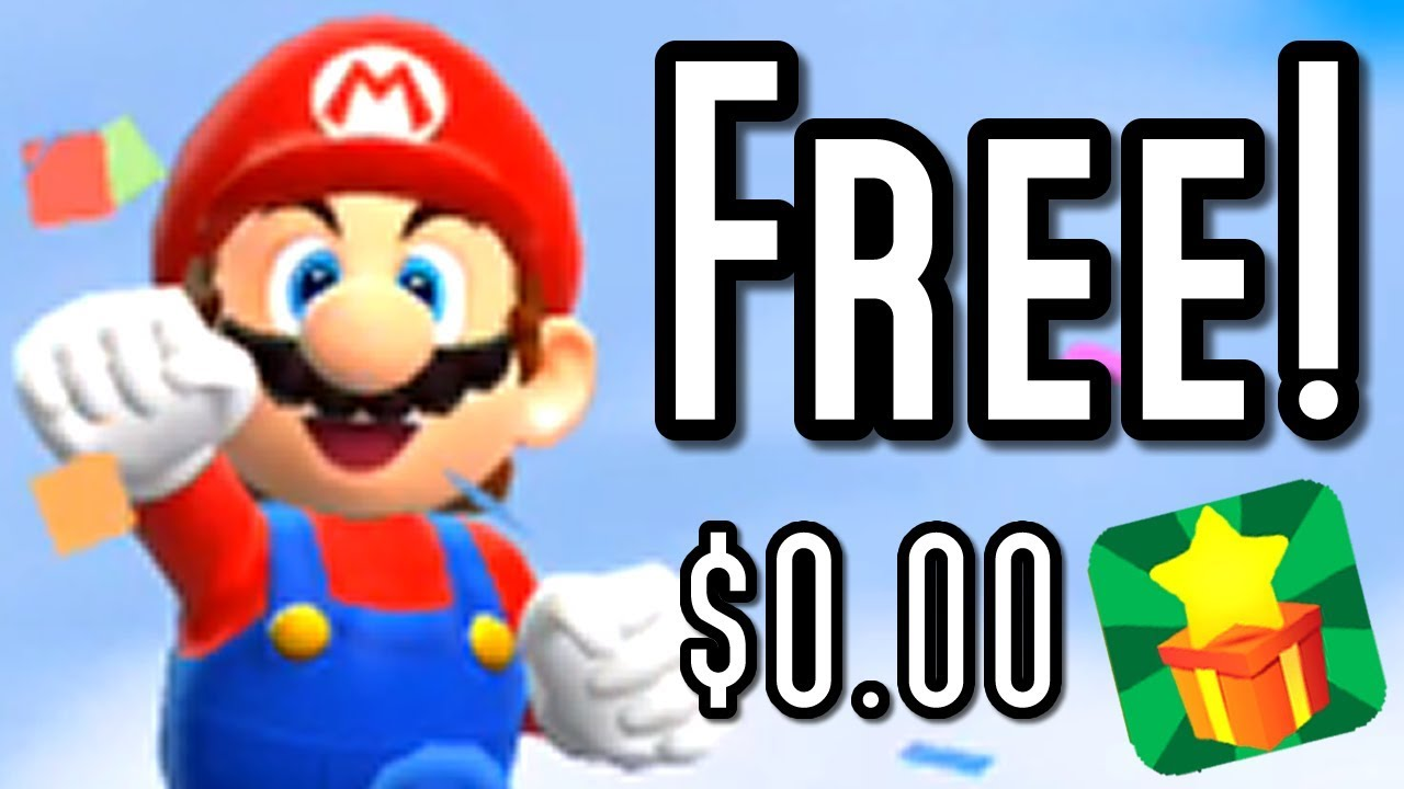 How to Get FREE Super Mario Run (iOS, Android)