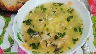 Рыбный суп за полчаса из красной рыбки (не уха).