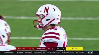 Nebraska vs Minnesota 2019 in 40 Minutes (Full Game)