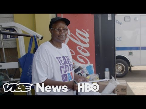 Irma Leaves U.S. Virgin Islands Residents With Close To Nothing  (HBO)