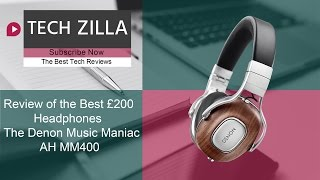 Video The BEST  £200 HEADPHONES on the market, Introducing the Denon Music Maniac AH-MM400 Headphones download MP3, 3GP, MP4, WEBM, AVI, FLV Juli 2018