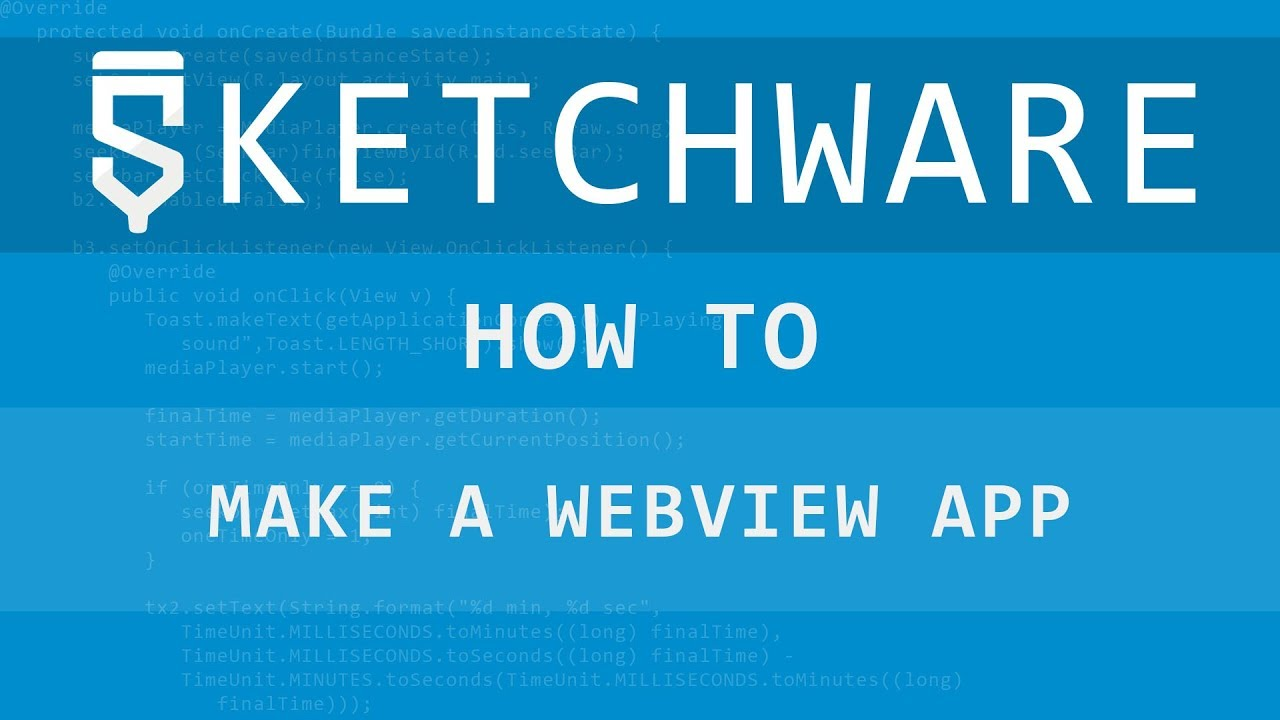Webview App - Quick Sketchware(Android) tutorial