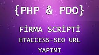 54 FirmaScripti htaccess ile Seou Url Yapımı