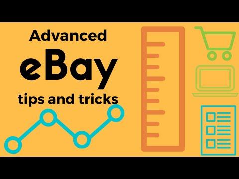 Advanced Ebay Tactics And Tips