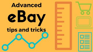 Advanced ebay tactics and tips - green room hangout
