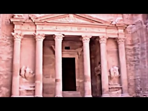 Petra, The Rose Red Desert City , Jordan
