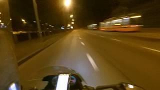 Смотреть видео Мото ДТП 20.08.18 (Москва, русаковская наб.) онлайн