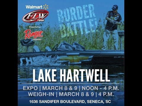Walmart FLW Tour: Lake Hartwell day two weigh-in