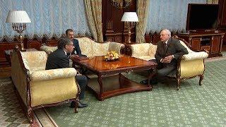 """Лукашенко предлагает консорциуму """"Альфа-Групп"""" расширять присутствие в Беларуси"""