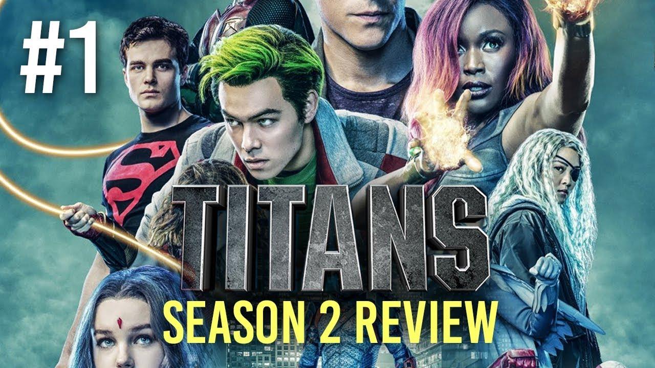 Titans' Season 2, Episode 1 Review (No Spoilers)