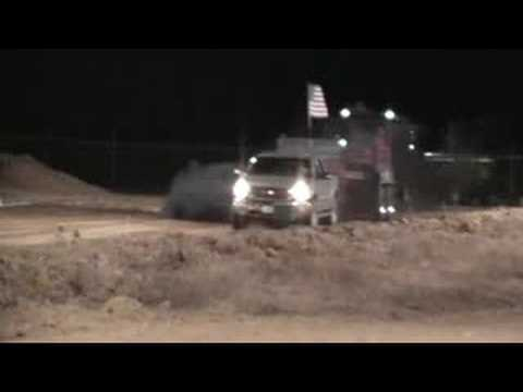 Andy Crawford Lawrence County, IL Duramax Diesel Sled Pull