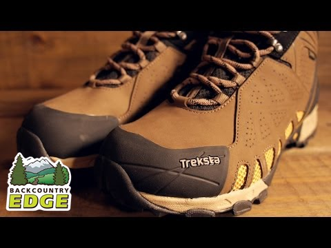 23643a545a8 Treksta Men's ADT Mid 201 Hiking Boots