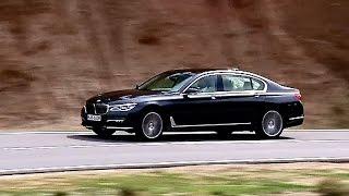 New BMW 7-Series / цены руб / - обзор Александра Михельсона