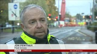 Croydon Train Derailment: BBC London News 11.11.2016(BBC 2016 - COPYRIGHT REMAINS WITH THE ORIGINAL OWNER AND IS USED FOR EDUCATIONAL AND REFERENCE USE ONLY. Tom Edwards reports ..., 2016-11-11T21:56:57.000Z)