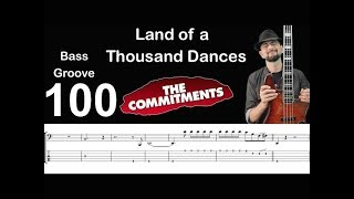 Watch Commitments Land Of A Thousand Dances video
