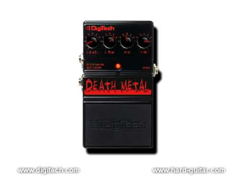 digitech death metal pedal demonstration review metal distortion pedal stompbox youtube. Black Bedroom Furniture Sets. Home Design Ideas
