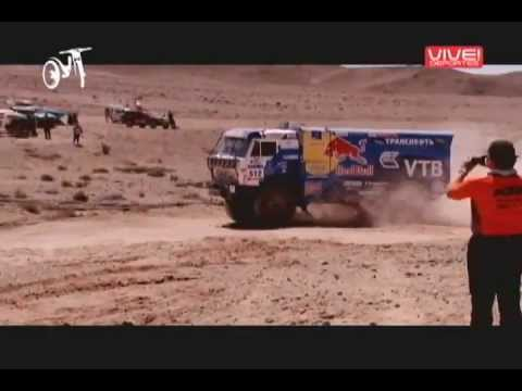 KTM ADVENTURE CLUB CHILE- DAKAR  2011