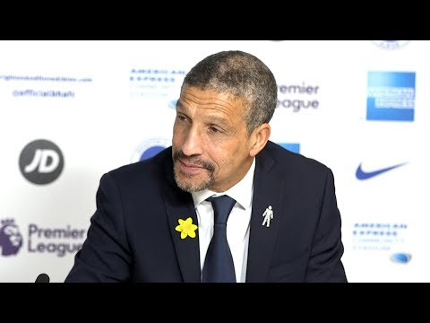 Brighton 2-1 Arsenal - Chris Hughton Full Post Match Press Conference - Premier League