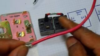 كيفية تقوية أضواء السيارة بنفسك الجزء2 How to install Rilah to strengthen lights