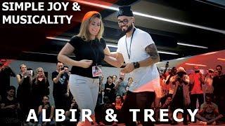J Balvin - Safari / Albir Rojas & Trecy Urban Kiz Dance @ Luxembourg Kizomba Festival 2017