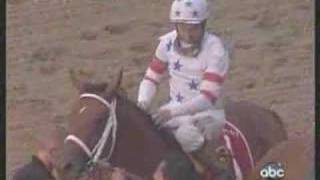 140th Belmont Stakes - Big Brown Fails Triple Crown