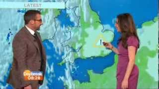 Steve Carell Anchorman 2 Interview Daybreak 2013