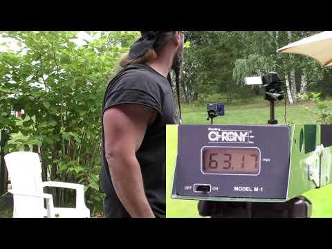 Speedtest :1 mm thick GZK