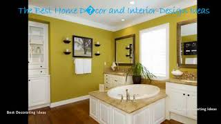 Lime green bathroom designs | Best of most popular interior & exterior modern design picture