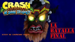 EL FINAL DE LOS FINALES - Crash Bandicoot 3 Warped (N Sane Trilogy)