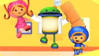 Nick Jr. On BIBOLilits 6:00 - 7:30 Sa YEY