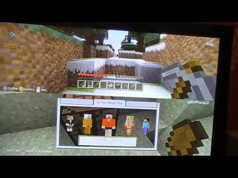 2 Tubes, Joshua & Alfie Battle on Minecraft