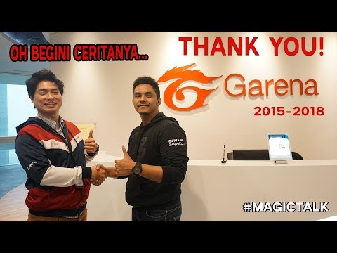 #MagicTalk : GARENA & ZEPETTO Kenapa? With GM_Miracle