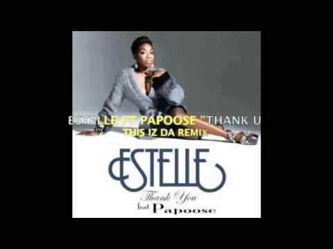 """Jumpoff. Tv — estelle """"thank you (remix)"""" ft busta rhymes."""