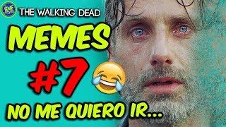Los Mejores MEMES de The Walking Dead (Parte 7)   ElJemf